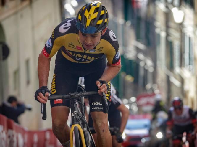 """Van Aert trekt met nieuwe uitdaging naar Tirreno-Adriatico: """"Kijken wat hij kan als klassementsman"""""""