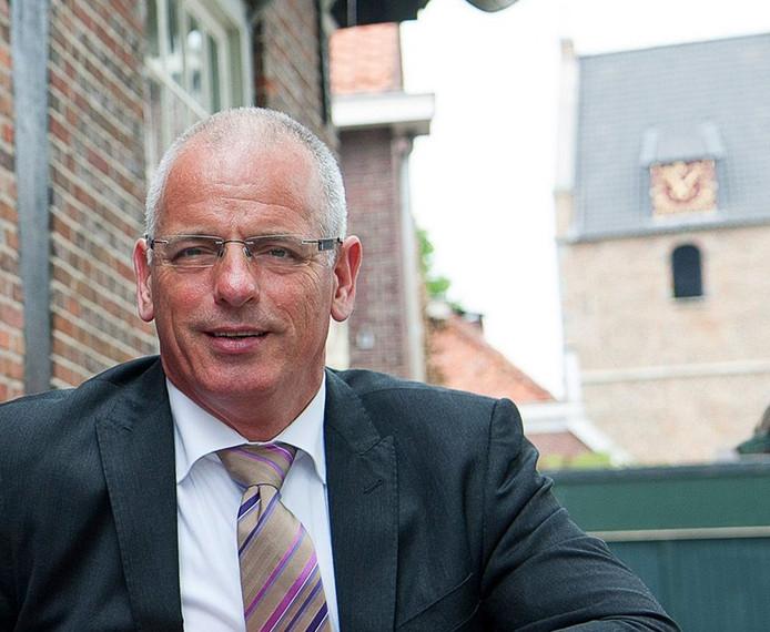 Verantwoordelijk wethouder Jan Martin van Rees