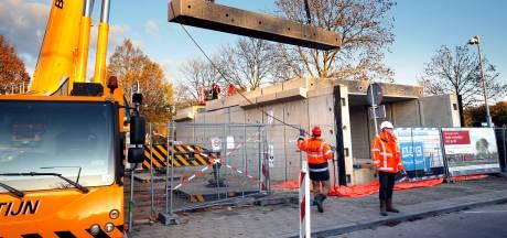 Nieuwe reizigerstunnel voor station Gorinchem staat klaar, maar wordt voorlopig nog niet gebruikt