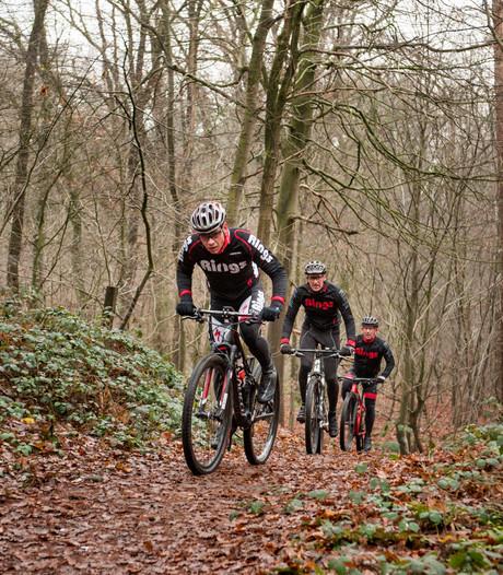 Eerste keer Run Ride Row in Oosterhout