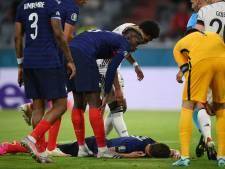"""Pavard inconscient sur le terrain pendant quelques secondes: """"Je me suis complètement effondré"""""""