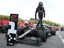 GP d'Espagne: Lewis Hamilton encore