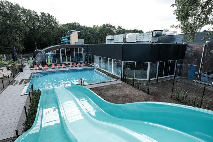 Zwembad Rozengaarde in Doetinchem.