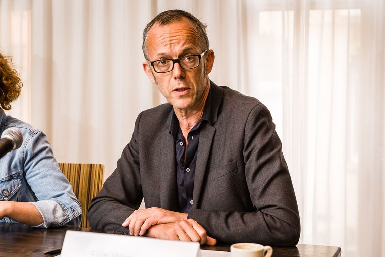 Groen-kopman Filip Watteeuw Beeld BELGA