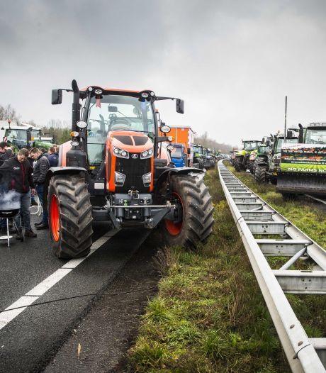 Boeren lappen regels aan hun laars, 'slechts' honderd bekeuringen