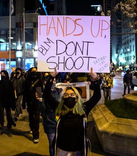 Door Amerikaanse agent doodgeschoten 13-jarige lijkt ongewapend op 'ondraaglijke' beelden