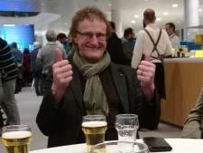 Harry de Olde aan de pils na winst in Almelo: 'Fantastisch'