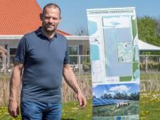 Huisjeseigenaren Harderwold Villa Resort in Zeewolde krijgen 36 hectare zonnepanelen naast zich