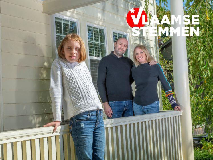 """Vlaamse Stemmen in de VS. Rhode Island, waar men het zijne denkt van 'America First': """"Hier zijn ze dol op dingen die uit Europa komen"""""""