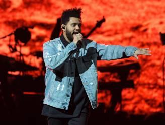 The Weeknd treedt op tijdens Super Bowl-halftimeshow