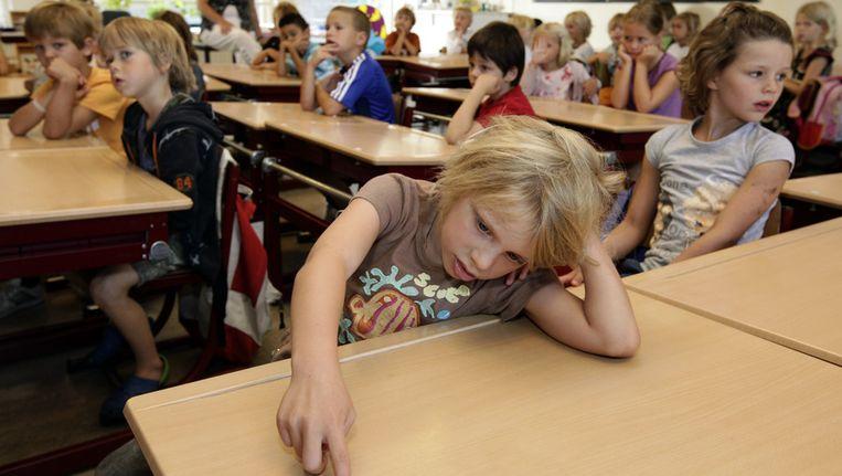 De scholen geven aan dat er niet genoeg tijd is om de Koningsspelen te organiseren. Bovendien zijn de agenda's ook al vol. Beeld anp