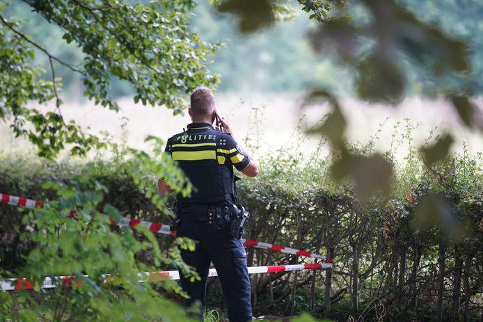 Het afgelopen weekend werd een deel van de Douwelerkolk afgezet vanwege de zoektocht naar de vrouwen-aanvaller.
