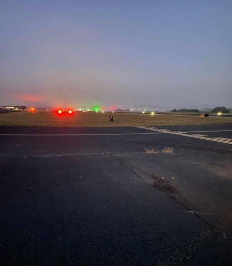 Un dragster sort de piste, deux enfants tués