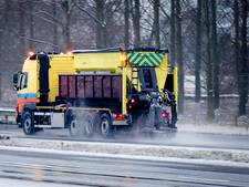 Later op de dag sneeuwval met grote kans op overlast