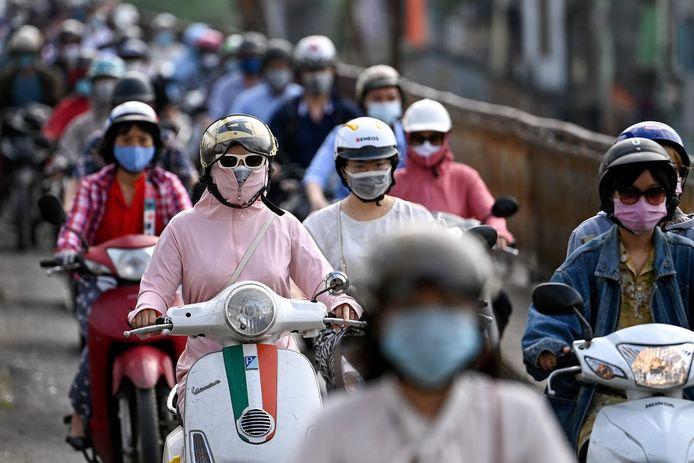 Vietnam heeft internationaal veel lof gekregen voor zijn aanpak van de pandemie.