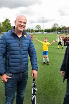 Eíndelijk! Woerdense voetballertjes mogen weer wedstrijden spelen tegen andere clubs