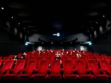Flinke drukte bij Nederlandse bioscopen