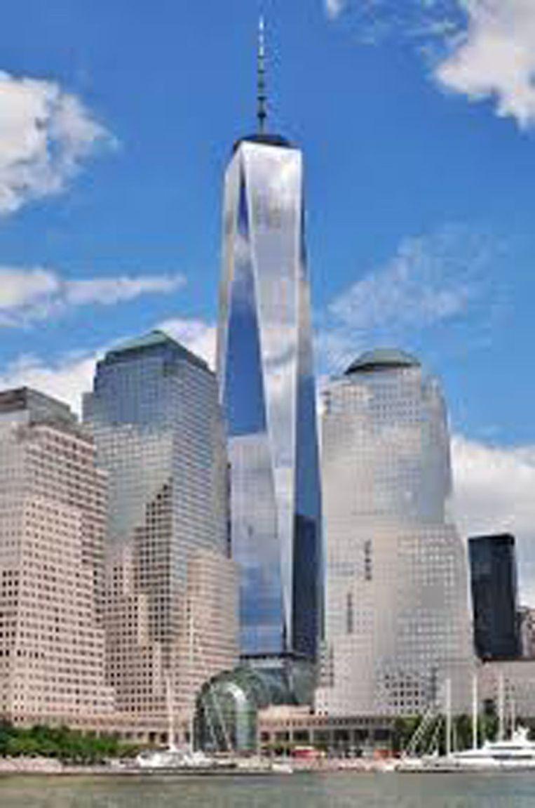 Het One World Trade Center is goedkoper dan het station dat erbij hoort.