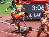 LIVE   Sifan Hassan overleeft val op 1500 meter en wint haar serie
