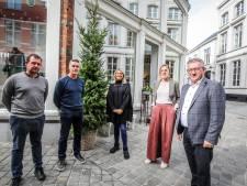 Bijna 1.000 kerstbomen voor pleinen én handelaars in Brugge