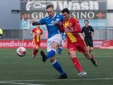 Zware blessure Junior van der Velden: FC Den Bosch zit nu al zonder zijn belangrijkste verdediger