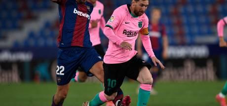 FC Barcelona maakt waarschijnlijk fatale misstap in Spaanse titelstrijd