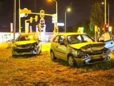 Gewonde bij ongeval op Barneveldseweg in Nijkerk