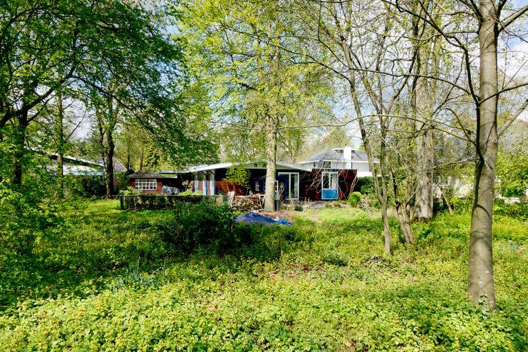 Amerikaanse villa Beeld Johan Nebbeling