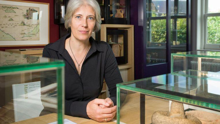 Directeur Carolien Croon: 'De aanpak in Het Cromhouthuis leidt echt tot publieksgroei' Beeld Ivo van der Bent