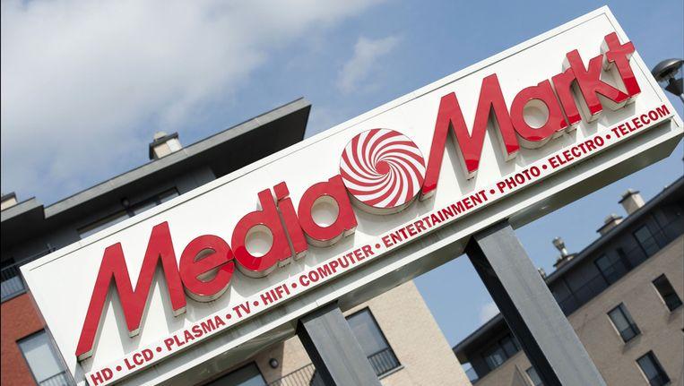 Media Markt pakt met deze opmerkelijke actie uit om haar 12,5 jaar bestaan te vieren. Beeld UNKNOWN