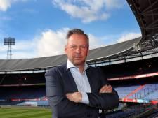 Ex-punkrocker Van Bodegom wil doorpakken bij Feyenoord