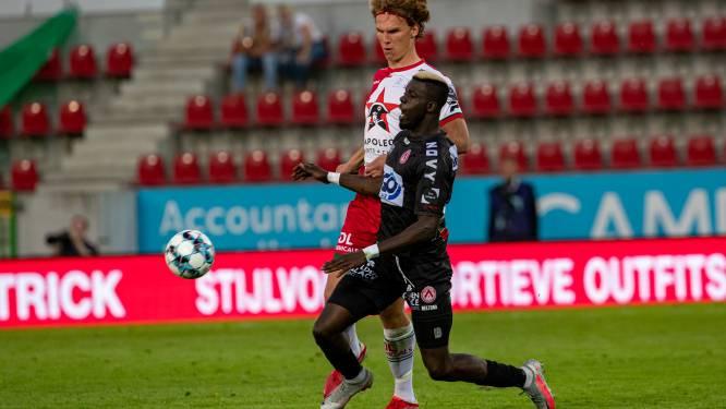 """Ewoud Pletinckx (Zulte Waregem) doet derby kantelen: """"Of het penalty was? Dat heeft geen belang"""""""