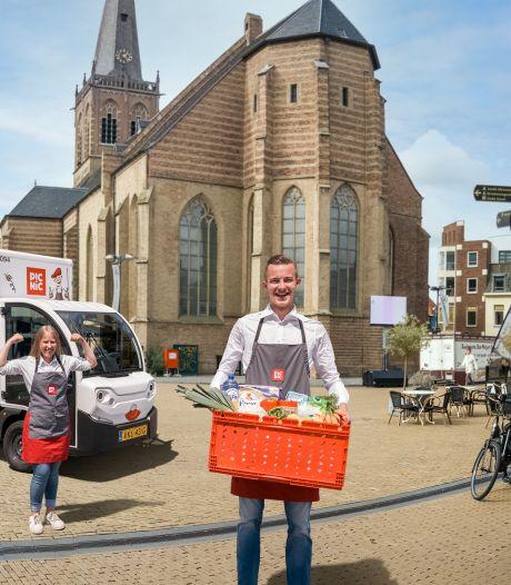 Picnic komt naar Doetinchem: bezorgsupermarkt start met 15 wagens