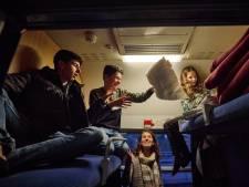 Deze treinreis voelt alsof je wacht op teleportatie naar Zweinstein