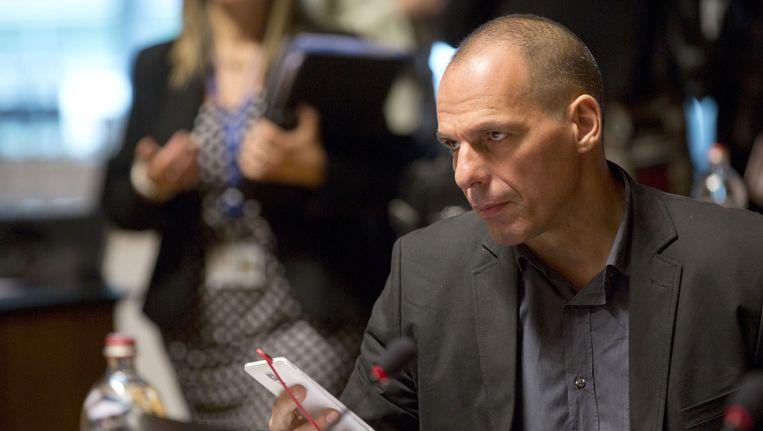 Yanis Varoufakis. Beeld AP