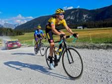 De Tour van Dumoulin: 'Ik ben blij met de benen die ik heb, het gaat nu gewoon niet harder'