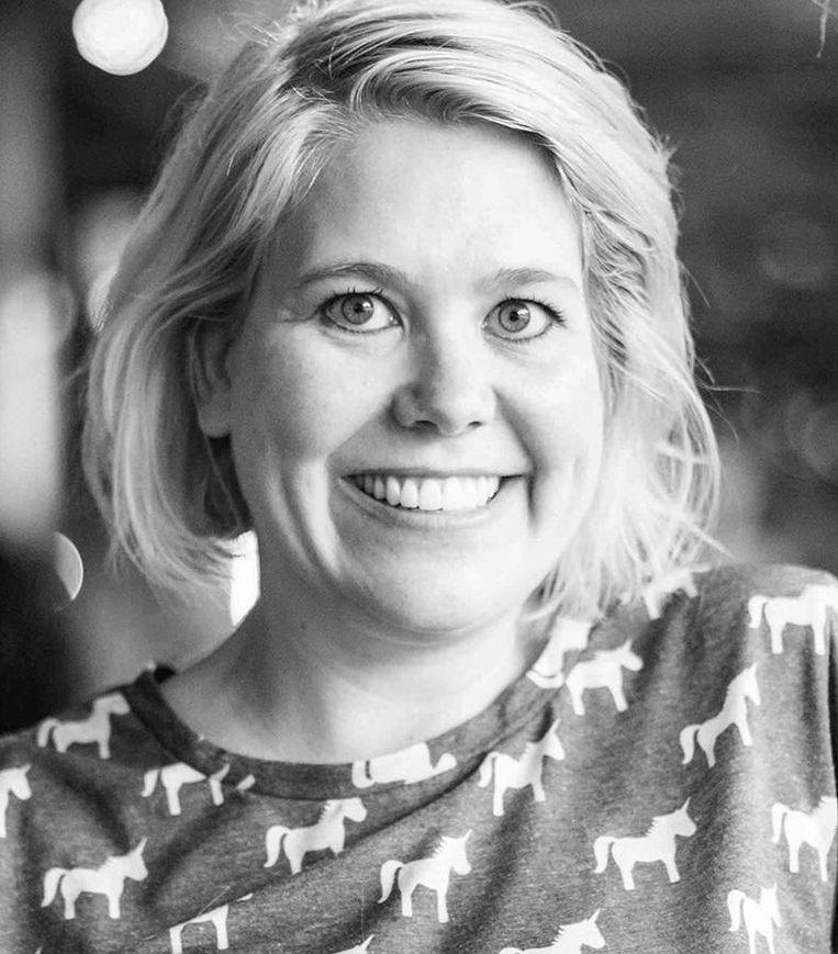 Linda Duits, publicist, gespecialiseerd in gender en seksualiteit Beeld