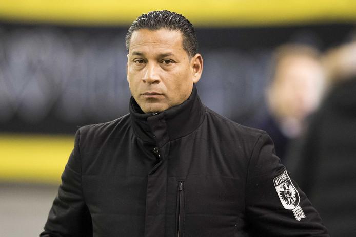 Vitesse-coach Henk Fraser.