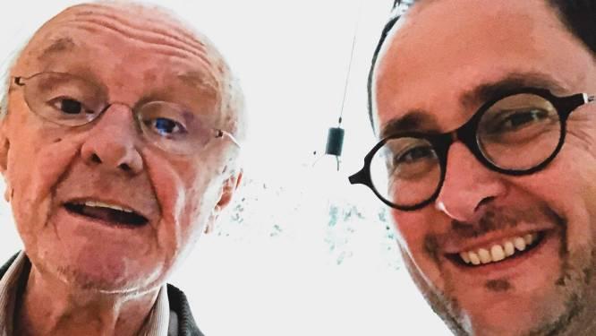 """Vincent Van Quickenborne eert vader Georges (74) tijdens uitvaart: """"Dementie is verschrikkelijk. Toch kunnen we iets doen, voor de twinkel in hun ogen"""""""