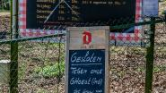 """Uitbaters restaurant plaatsen opvallende boodschap: """"Gesloten tegen (G)hoest(ing)"""""""