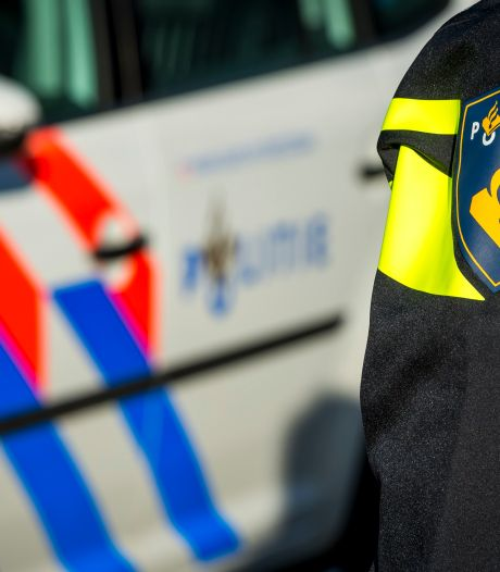 Wilde achtervolging door politie in Veldhuizen