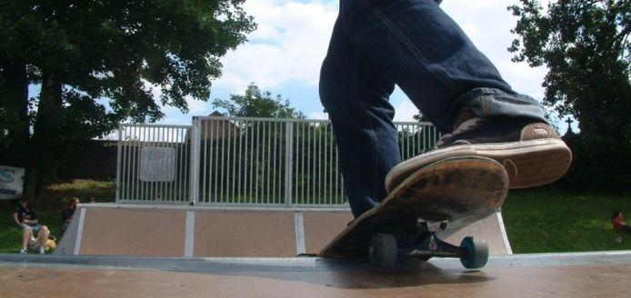 Skaten.