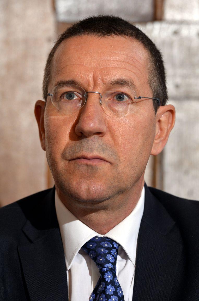 Jan Tytgat in 2013. Beeld belga
