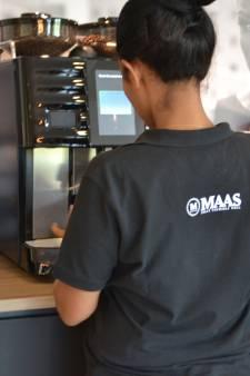 Door corona nauwelijks koffie op kantoor, maar automatenreus Maas is dip bijna te boven