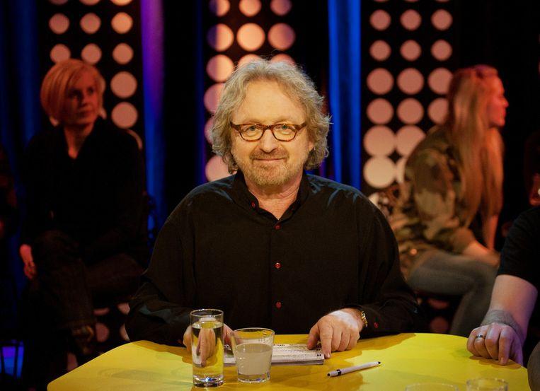 ...Harry de Winter en zijn talkshow op RTL7. Beeld anp