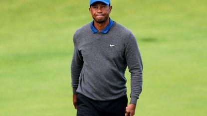 Tiger Woods weer onder het mes