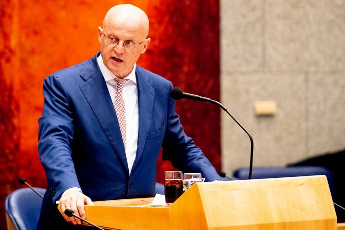 Minister Ferd Grapperhaus.