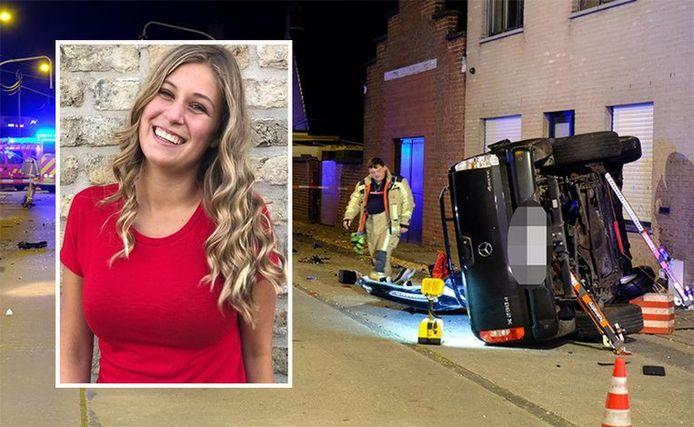 Charlotte Gysel kwam om het leven bij een zwaar ongeval