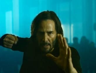 Interactieve website onthult eerste beelden van 'The Matrix 4'