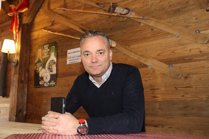 Raadslid Peter De Groote op archiefbeeld.